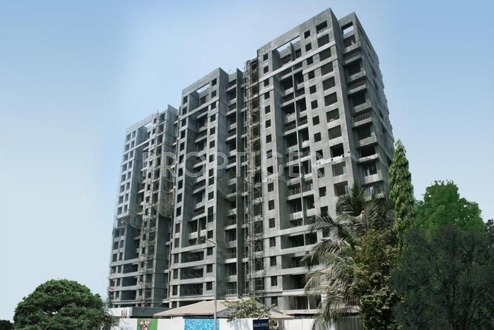 1250 Sq Ft 3 Bhk 3t Apartment For Sale In Neelsidhi
