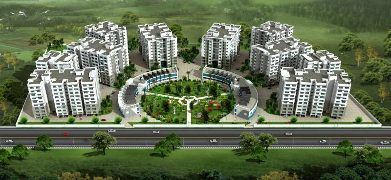 Images for Elevation of Vijay Shanthi Park Avenue