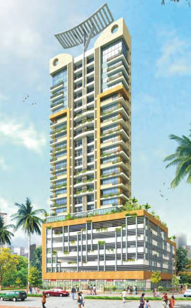 Images for Elevation of Sanghvi Shree Mohankheda Heights