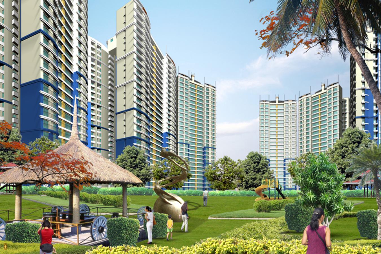 main elevation image 2 of neelkanth group greens  unit