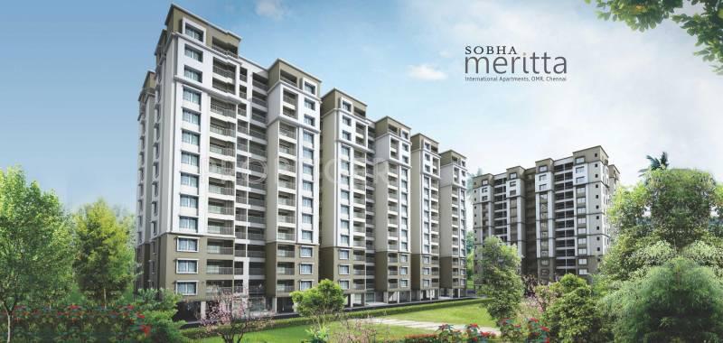 Images for Elevation of Sobha Meritta