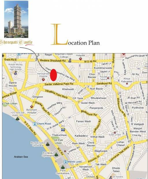 Images for Location Plan of Shreepati Castle