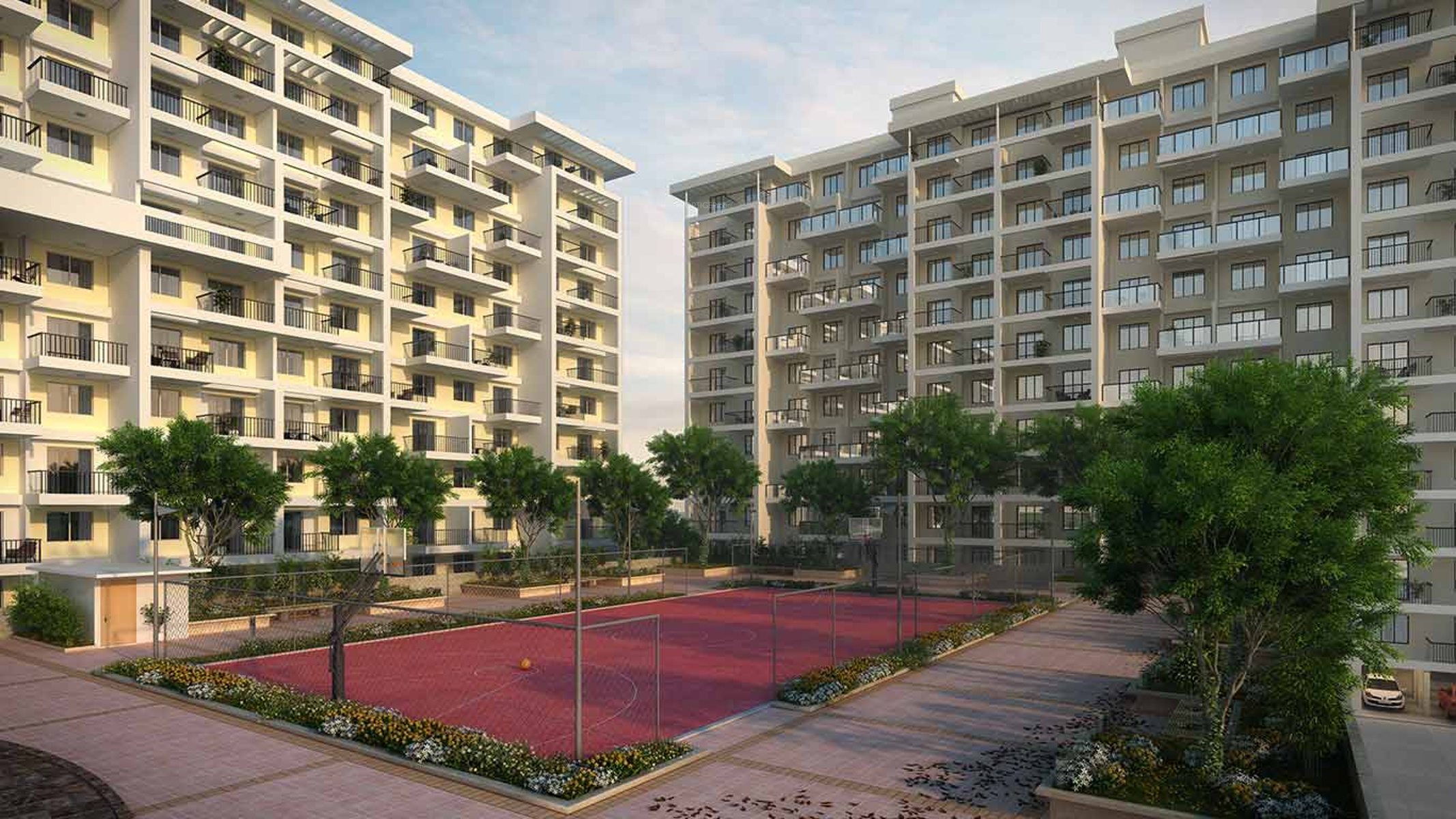 Kolte Patil IVY Apartments in Wagholi, Pune - Price