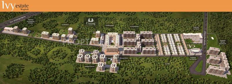 ivy-apartments Images for Master Plan of Kolte Patil IVY Apartments