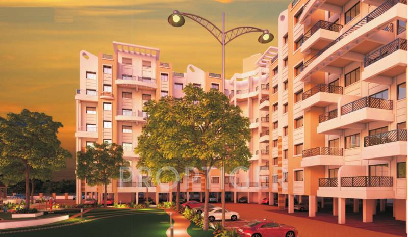 Images for Elevation of Manav Swapnalok