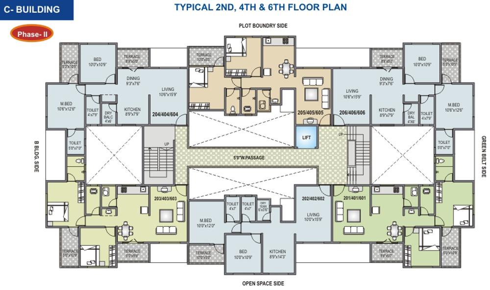 Rk Alankapuram In Alandi Pune Price Location Map Floor Plan Reviews
