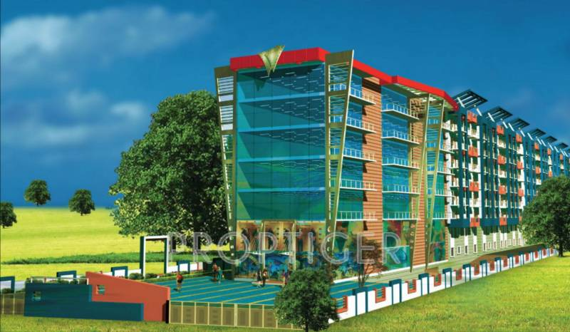 Images for Elevation of Mahaveer Chalet