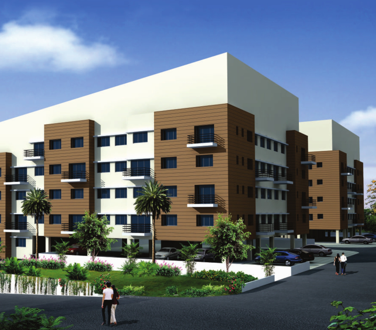 Apl Alfa Greenfields Phase 1 In Talegaon Dabhade  Pune