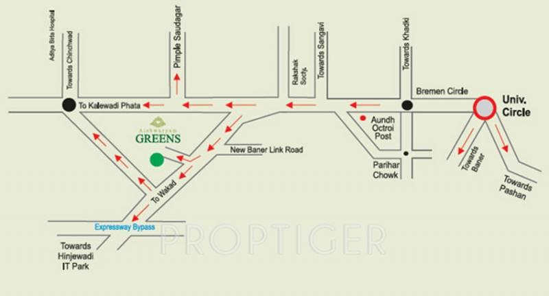 Images for Location Plan of Sree Mangal Aishwaryam Greens