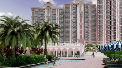 Images for Elevation of DLF Regal Gardens
