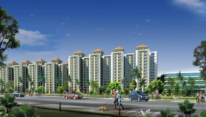 Images for Elevation of Nimbus Golden Palm Village