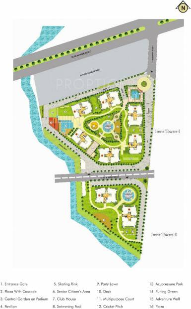 Images for Site Plan of Pride Aloma County