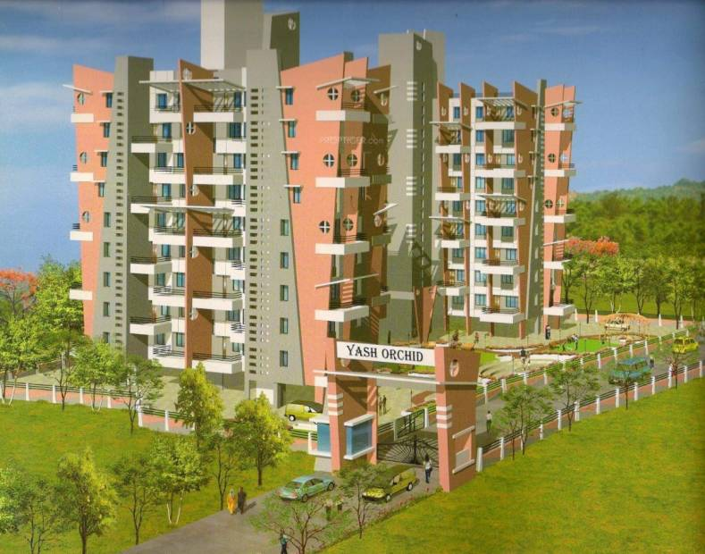 Images for Elevation of Yash Orchid