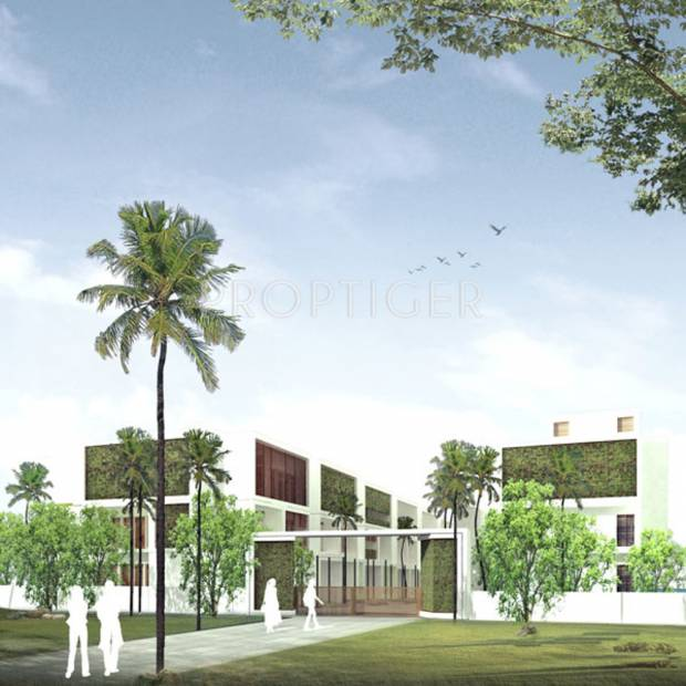 Images for Elevation of Edifice Villa Valley