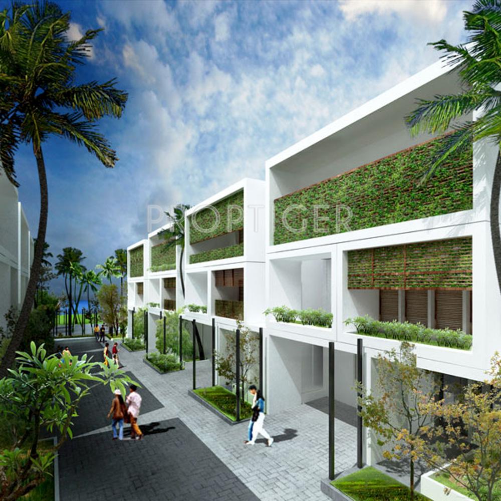 Kitchen Garden Bangalore: Edifice Villa Valley In Yelahanka, Bangalore