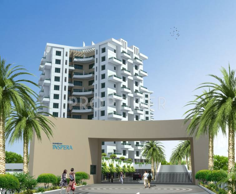 Images for Elevation of Nandan Buildcon Inspera