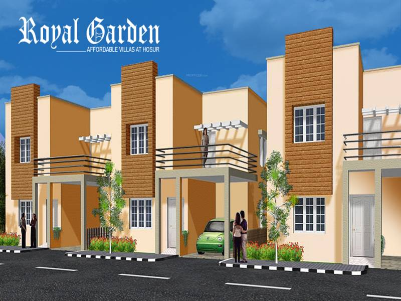 royal-garden Elevation