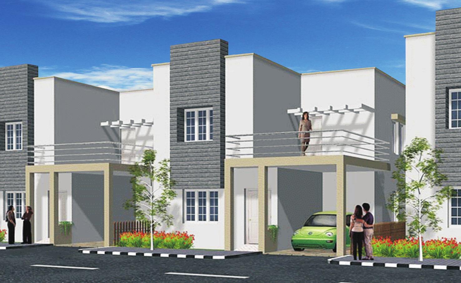 1135 Sq Ft 3 Bhk 2t Villa For Sale In Upkar Royal Garden