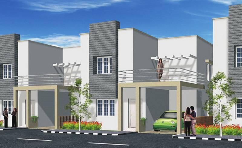 upkar-estates royal-garden Elevation