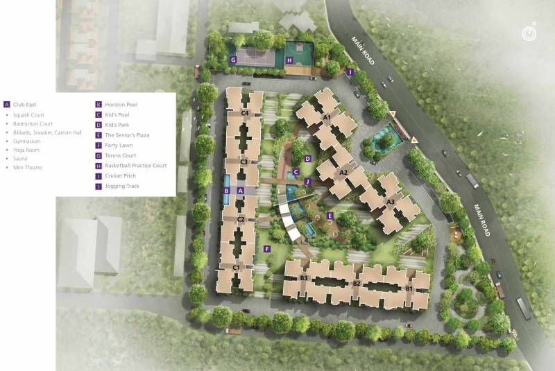 Images for Site Plan of Assetz East Point