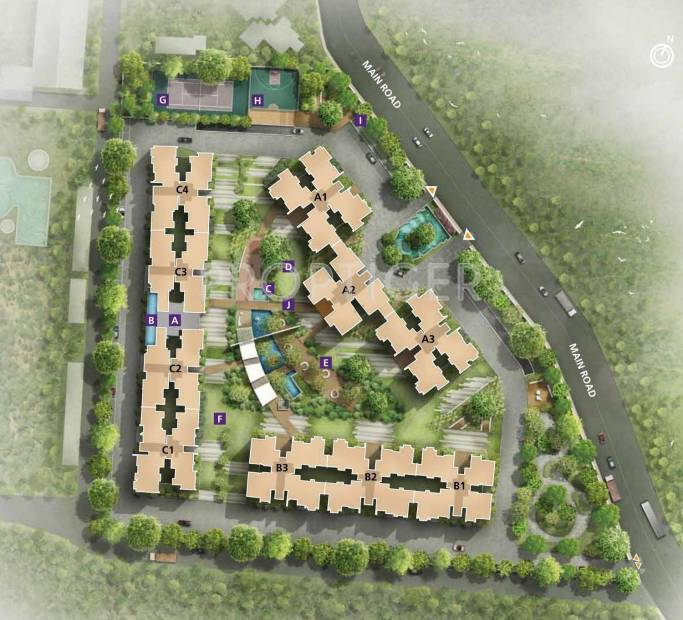 Images for Layout Plan of Assetz East Point
