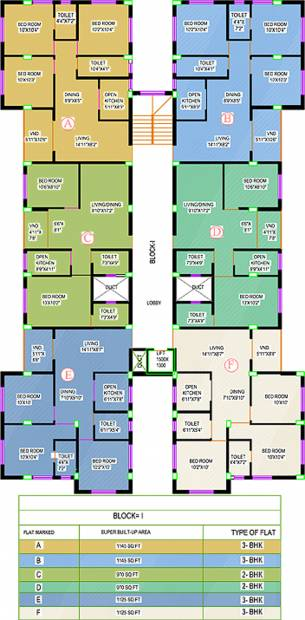 Images for Cluster Plan of Team Kabya