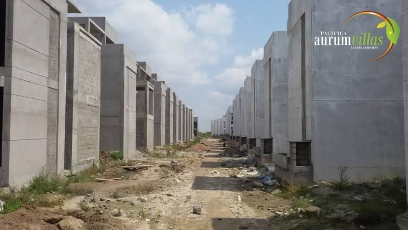 Images for Construction Status of Pacifica Aurum Villas