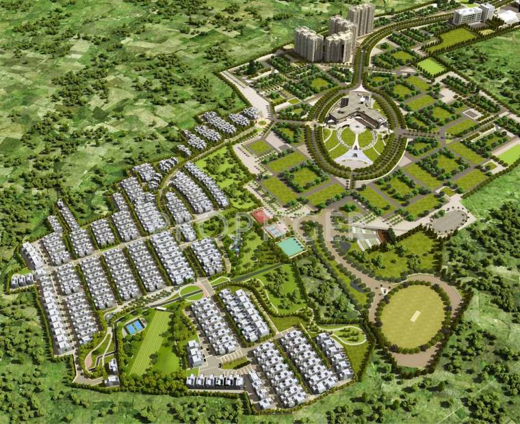 Images for Master Plan of Pacifica Aurum Villas