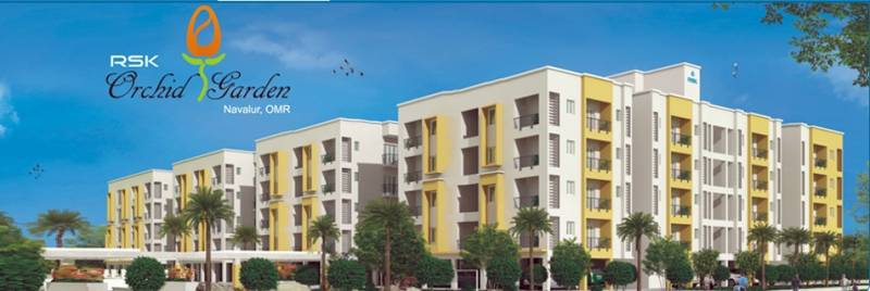 Images for Elevation of RSK Housing Orchid Garden
