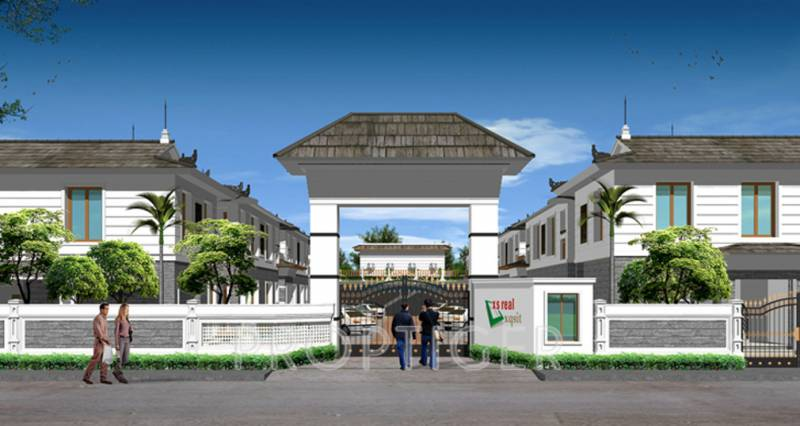Images for Elevation of XS Real Villa Bali