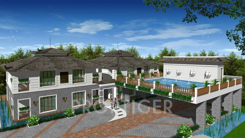 Images for Elevation of XS Villa Bali