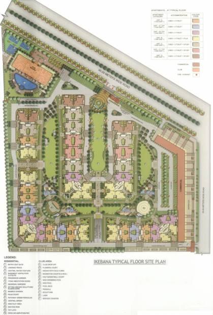 Images for Layout Plan of Gulshan Ikebana