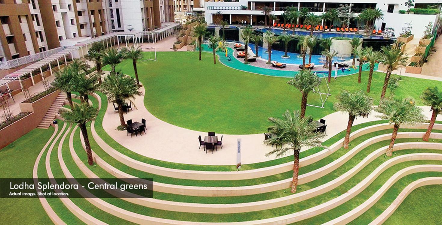 Lodha Splendora In Thane West Mumbai Price Location Map Floor Plan Amp Reviews Proptiger Com