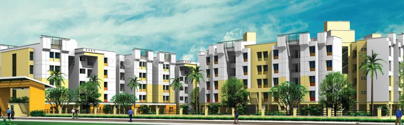Images for Elevation of Arihant Foundation and Housing Frangipani