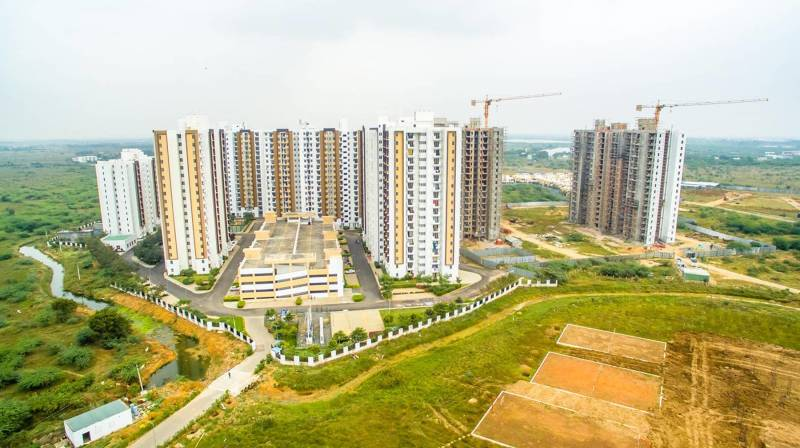 temple-green-heights Images for Elevation of Arun Heights