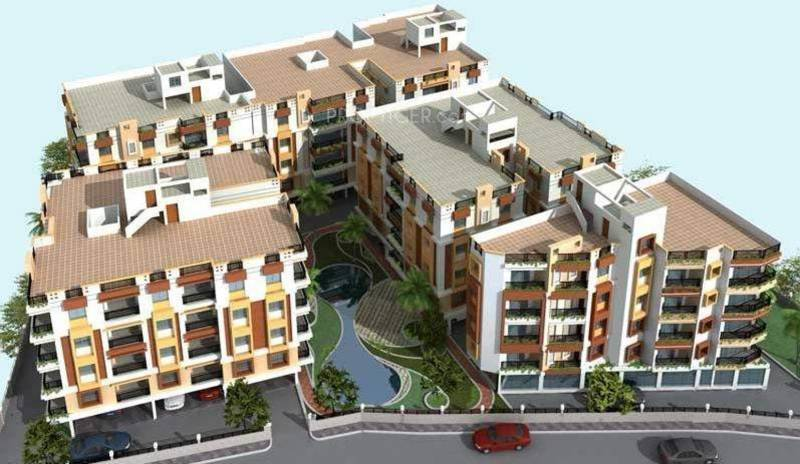 Images for Elevation of Ganguly 4 Sight Manor