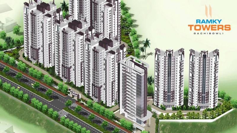 Images for Elevation of Ramky Group Towers