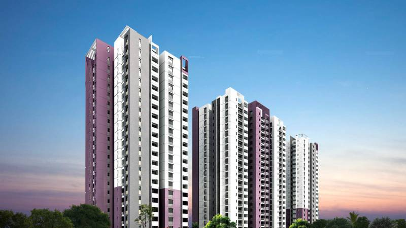 Images for Elevation of Prajay Megapolis