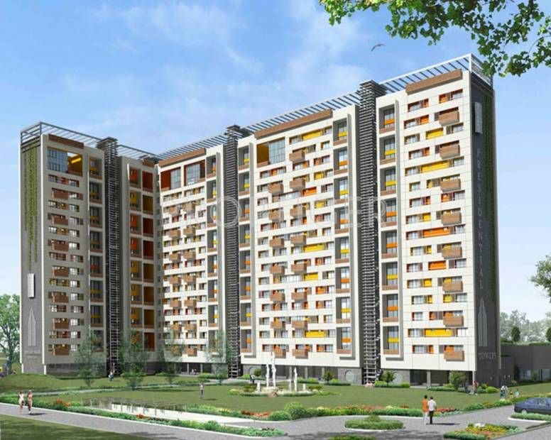 Images for Elevation of Rohtas Presidential Tower