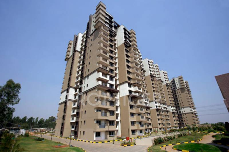 Images for Elevation of Sobha Amethyst