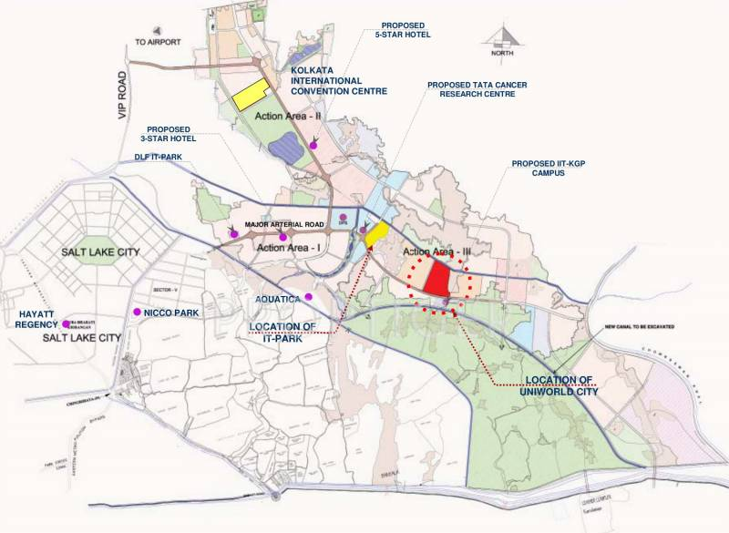 Images for Location Plan of Unitech Harmony