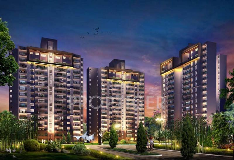 Images for Elevation of Unitech Harmony