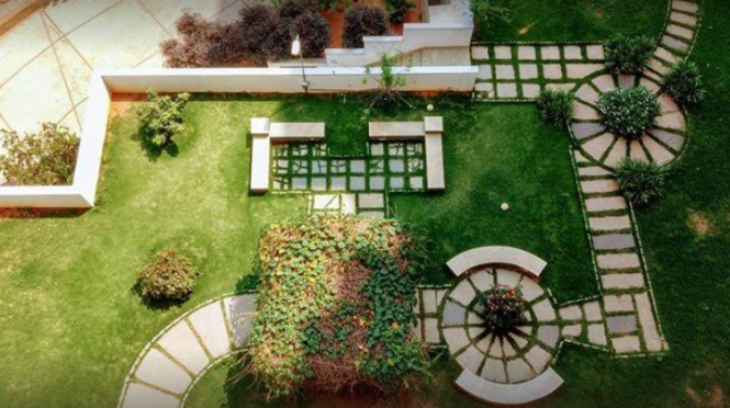 rose Landscaped Gardens