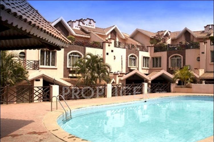 Images for Elevation of Vaswani Villa Del Mar