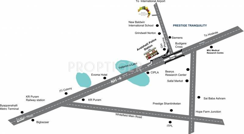 Images for Location Plan of Prestige Glenwood