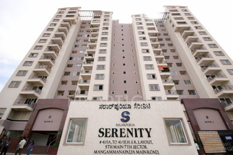 Images for Elevation of Salarpuria Sattva Serenity