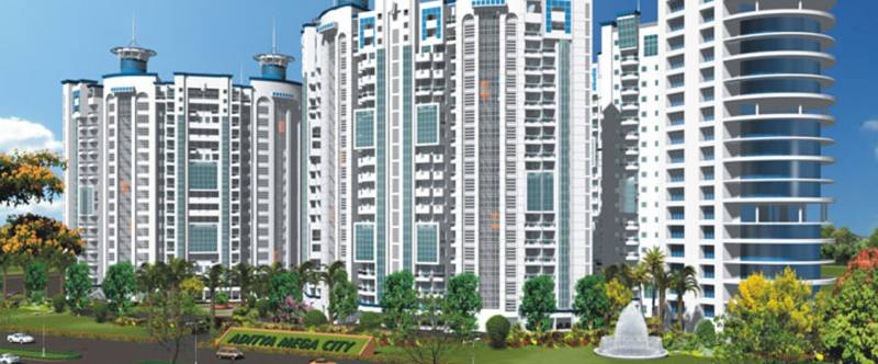 Images for Elevation of Agarwal Aditya Mega City