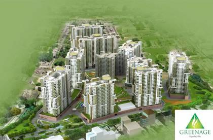 Images for Elevation of Salarpuria Sattva Salarpuria Sattva Greenage