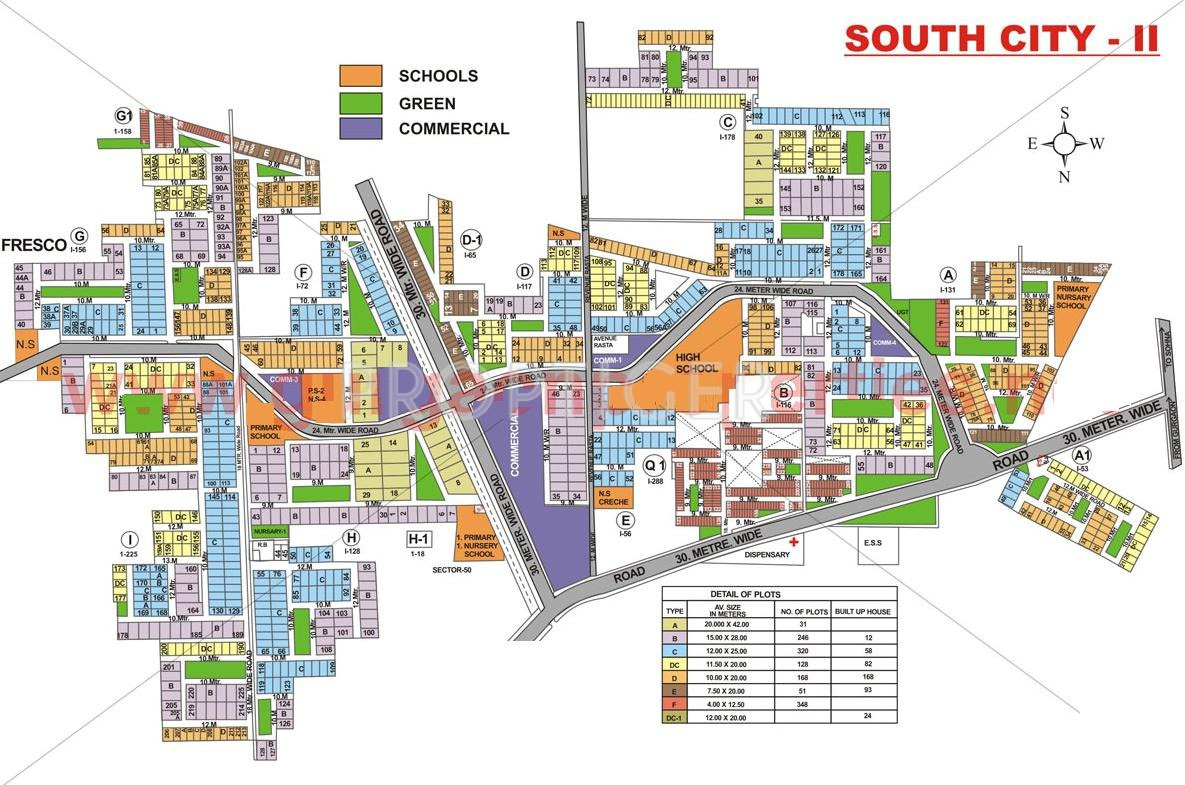 4520 sq ft plot for sale in unitech south city ii sector for Soil gurgaon