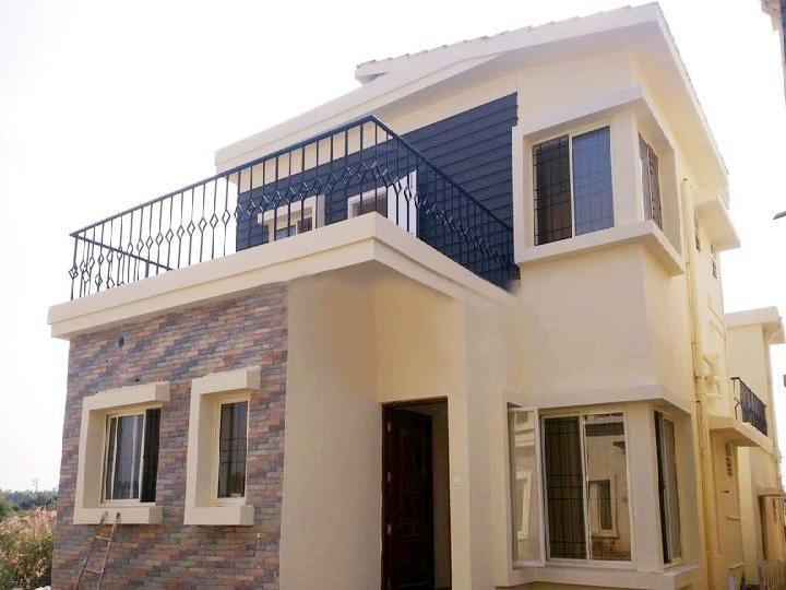 grihasta-villas Elevation